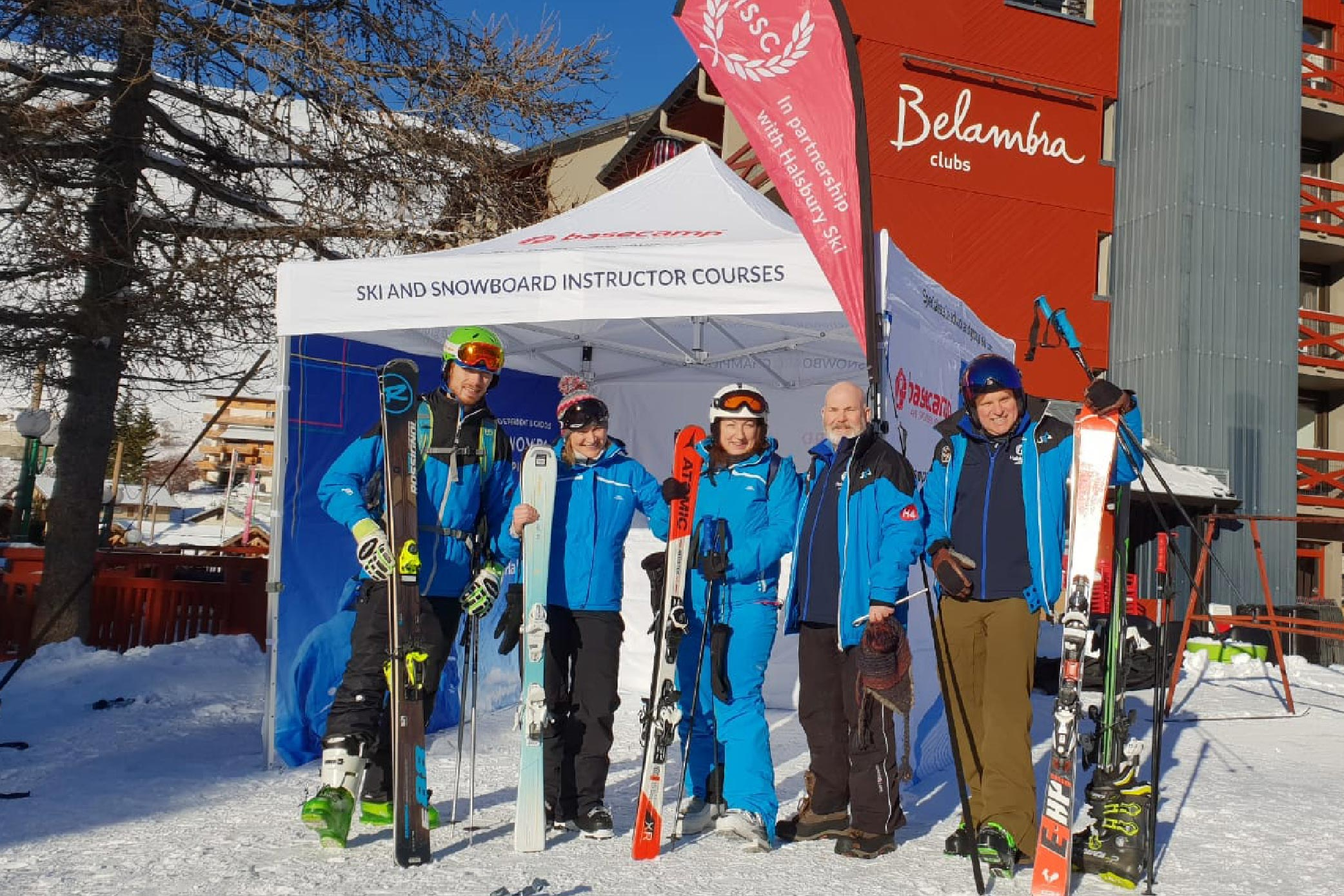 Who are Halsbury Ski-07